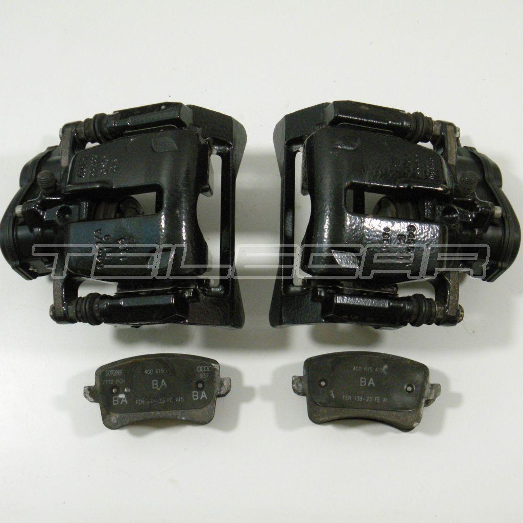 audi s4 bremss ttel brembo bremsbel ge va front brake calipers 8k0615123g 8k0615124g. Black Bedroom Furniture Sets. Home Design Ideas